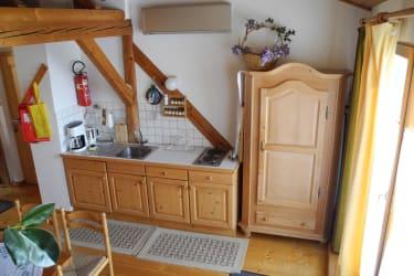 FeWo RIESLING-Küchenzeile