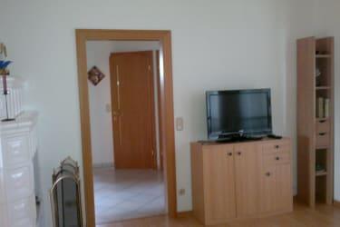 Ferienwohnung Wohnzimmer