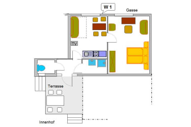 Wohnung W1