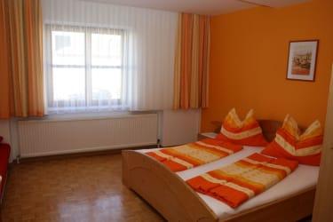 Appartement - Zi. m. Doppelbett
