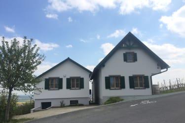 Kellerstöckl Weinblick I und Weinblick II