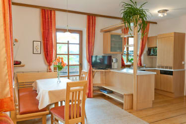 Bauernhaus 2, Küche