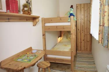 Ferienhaus, Kinderzimmer
