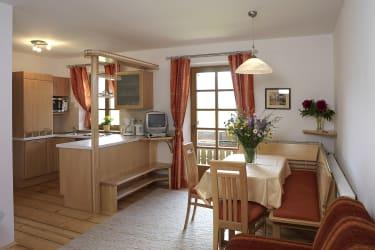 Bauernhaus 1, Küche