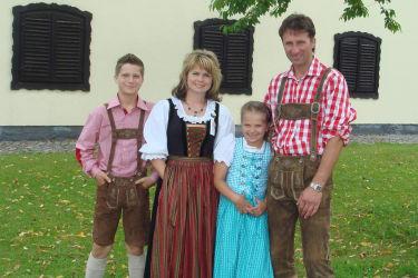 Malehof - Gastgeberfamilie