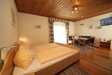 Wohn/Schlafzimmer - Birke