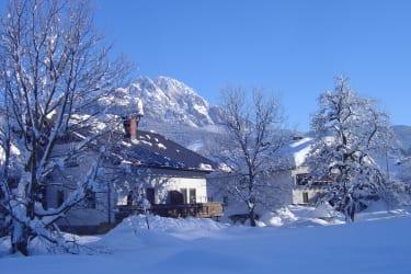Ferienhof Sturm im Winter
