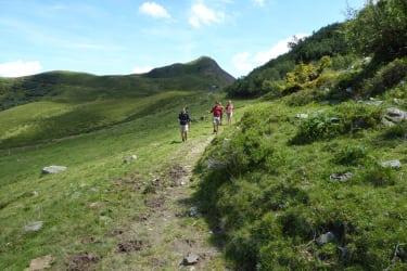 Die wunderbare Bergwelt entdecken