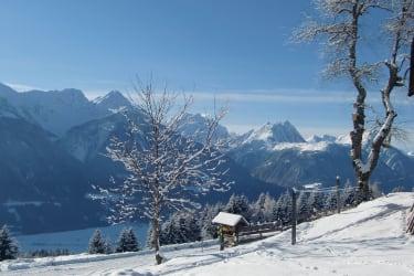 Winter am Goldberg - unendliche Ruhe