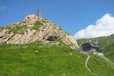 Wolayersee Hütte