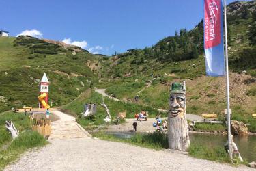 Aqua Trail Nassfeld