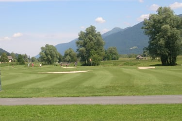 Golfplatz in Waidegg
