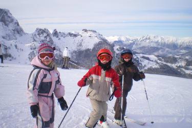 Aktivität Skirana Nassfeld