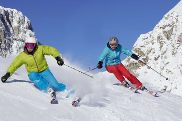 Winterurlaub direkt im Skigebiet