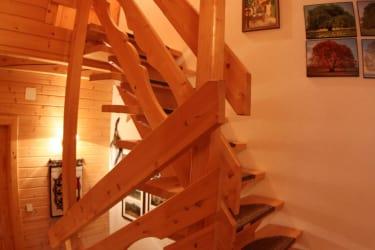 Stiegenhaus 1. Stock