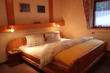 Schlafzimmer Fewo Poludnig