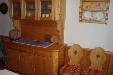 Küche Jochalm