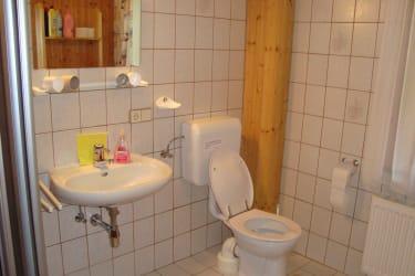 Badezimmer Jochalm