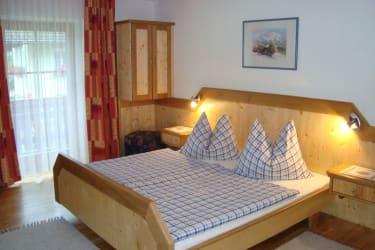 Schlafzimmer Jochalm