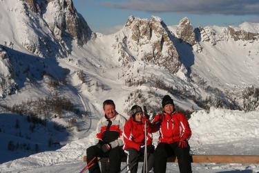 unser Skigebiet  Nassfeld?