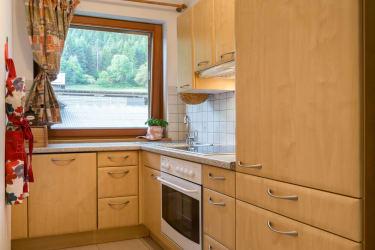 Almblick Küche