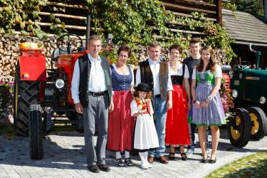 Biobauernhof Wegscheider - Familie Platzner und Hohenwarter