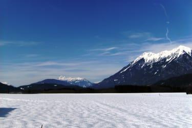 Winterlandschaft Kaernten
