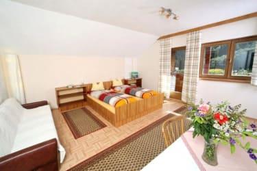 Dachbodenwohnung - TENNE
