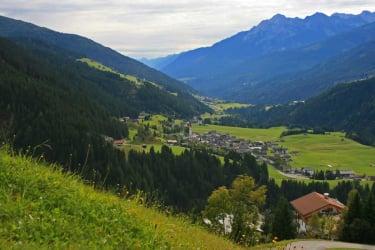 Blick auf St.Lorenzen