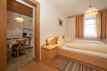 Doppelzimmer / Wohnküche FW Soleck