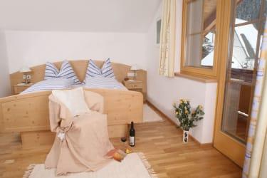 Schlafzimmer Winterwohnung