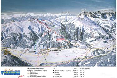 Skigebietsübersicht
