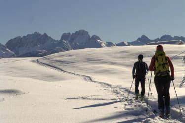 Eine fantastische Winterlandschaft