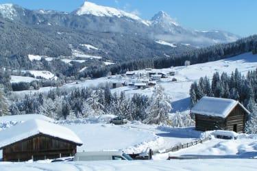 Wodmaier im Winter - bezaubernd
