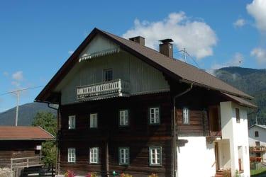 Unser  Holzblockhaus