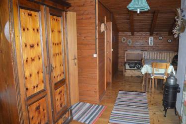 Wohnküche erster Stock