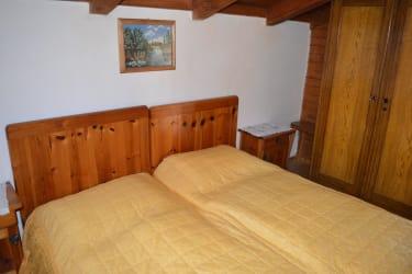 Schlafzimmer erster Stock