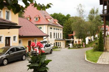 Gepflegte Hofanlage mit mehreren Ferienwohnungen
