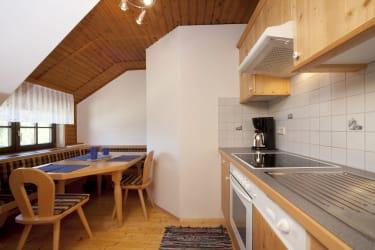 Küche Ferienwohnung Rose
