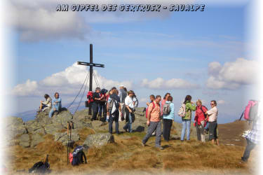 Saualpe-Gertrusk Gipfel