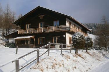 Almgasthaus, ca 300m entfernt