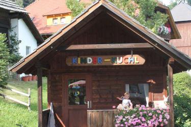 Kinder-Küche, Spielhaus