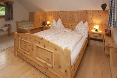 Schlafzimmer Romantikhaus