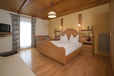 Morgensonne-Schlafzimmer