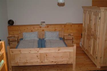 Schlafzimmer - Zirbe