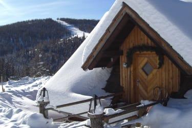 Anderle-Hütte, Schilift