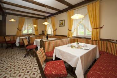 Gastzimmer mit Bar