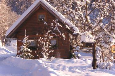 Hütte Biendl am Bach