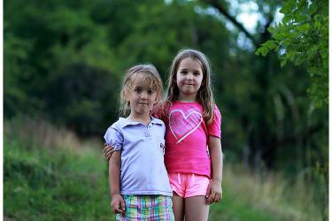Johanna und Magdalena