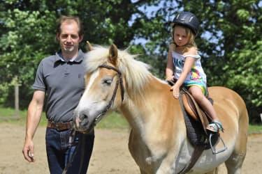 Pferd Reiten Haberlehof